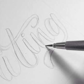 Lapiz lettering